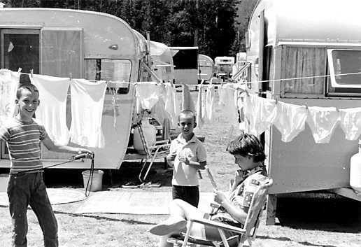 Yellowstone Trailer Campground